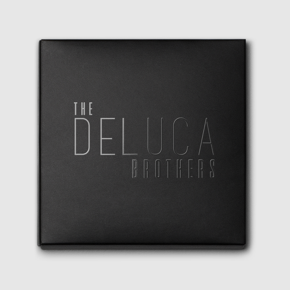 DeLuca Brothers logo