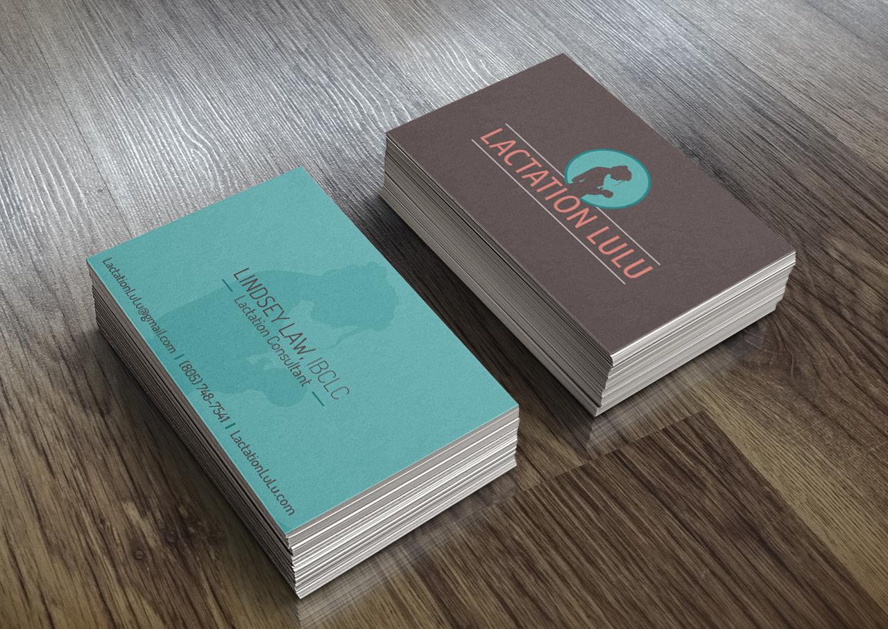 Lactation Lu Lu Business Cards