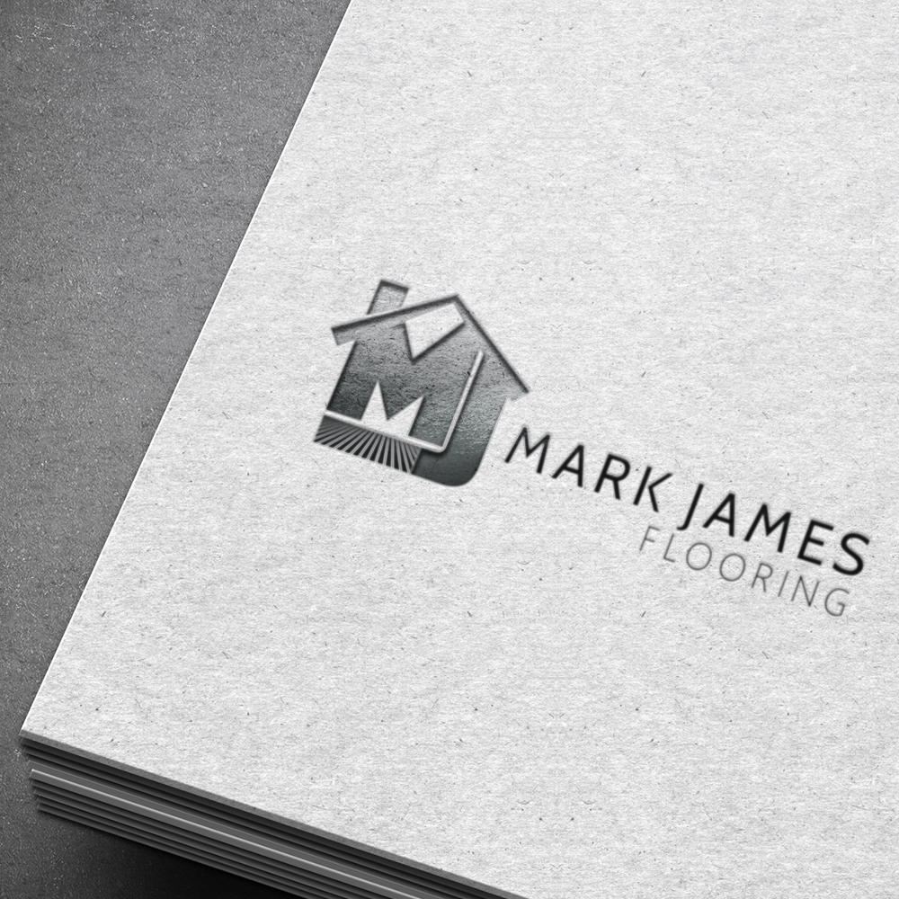 Mark James Flooring Logo