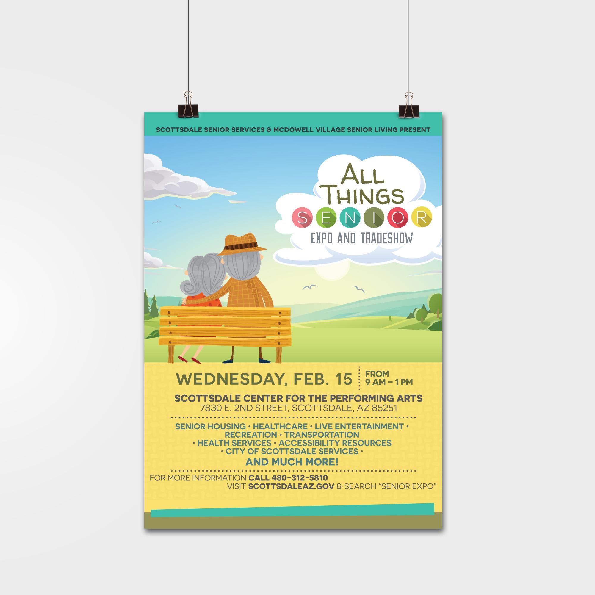 Scottsdale Seniors Poster